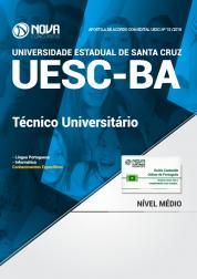 Apostila UESC-BA - Técnico Universitário