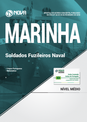 Apostila Marinha - Curso de Formação de Soldados Fuzileiros Navais