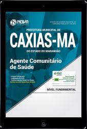 Download Apostila Prefeitura de Caxias - MA PDF - Agente Comunitário de Saúde