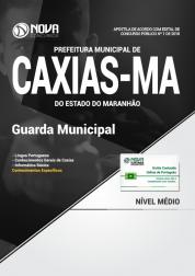 Apostila Prefeitura de Caxias - MA - Guarda Municipal