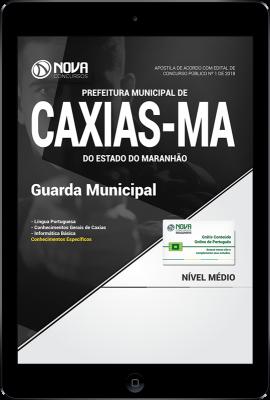 Download Apostila Prefeitura de Caxias - MA PDF - Guarda Municipal