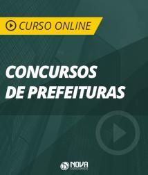 Curso Online Concursos de Prefeituras
