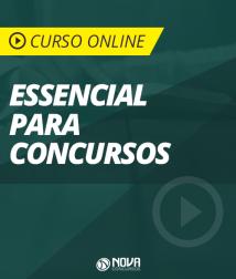 Curso Online Essencial para Concursos