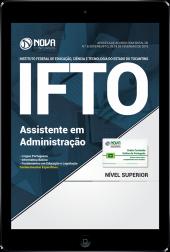 Download Apostila IFTO PDF - Assistente em Administração