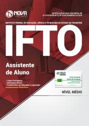 Apostila IFTO - Assistente de Aluno