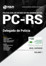 Apostila PC-RS - Delegado de Polícia