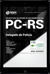 Download Apostila PC-RS PDF - Delegado de Polícia