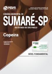 Apostila Câmara de Sumaré - SP - Copeira