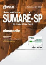 Apostila Câmara de Sumaré - SP - Almoxarife