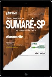 Download Apostila Câmara de Sumaré - SP PDF - Almoxarife