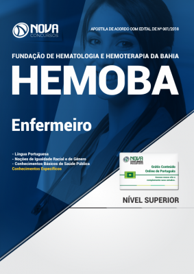 Apostila HEMOBA - Enfermeiro