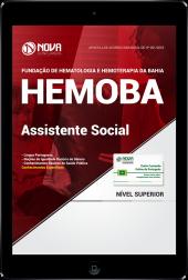 Download Apostila HEMOBA PDF - Assistente Social