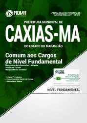 Apostila Prefeitura de Caxias - MA - Comum aos Cargos de Nível Fundamental