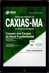 Download Apostila Prefeitura de Caxias - MA PDF - Comum aos Cargos de Nível Fundamental