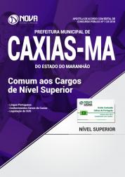 Apostila Prefeitura de Caxias - MA - Comum aos Cargos de Nível Superior