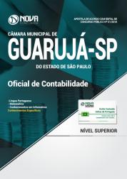 Apostila Câmara do Guarujá - SP - Oficial de Contabilidade
