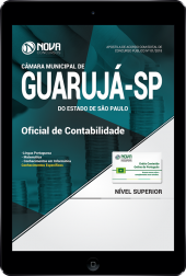 Download Apostila Câmara do Guarujá - SP PDF - Oficial de Contabilidade