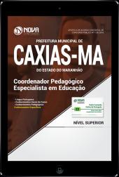 Download Apostila Prefeitura de Caxias - MA PDF - Coordenador Pedagógico - Especialista em Educação
