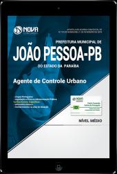Download Apostila Prefeitura de João Pessoa PB (SEDURB) PDF - Agente de Controle Urbano