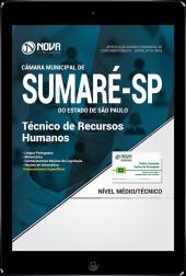 Download Apostila Câmara de Sumaré - SP PDF - Técnico de Recursos Humanos