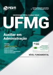 Apostila UFMG - Auxiliar em Administração