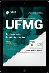 Download Apostila UFMG PDF - Auxiliar em Administração