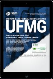 Download Apostila UFMG PDF - Comum aos Cargos de Nível Fundamental, Médio/Técnico e Superior