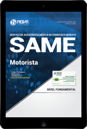 Download Apostila SAME Francisco Morato - SP PDF - Motorista