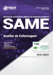 Apostila SAME Francisco Morato - SP - Auxiliar de Enfermagem