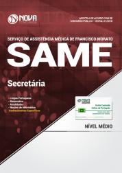 Apostila SAME Francisco Morato - SP - Secretária