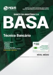 Apostila BASA - Técnico Bancário
