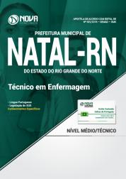 Apostila Prefeitura de Natal - RN (SMS) - Técnico de Enfermagem