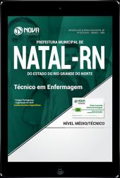 Download Apostila Prefeitura de Natal - RN (SMS) - Técnico de Enfermagem