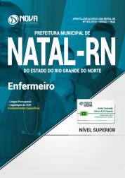 Apostila Prefeitura de Natal - RN (SMS) - Enfermeiro