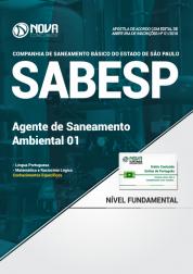 Apostila SABESP - Agente de Saneamento Ambiental 01