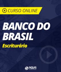 Combo Banco do Brasil - Escriturário