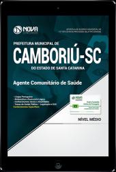Download Apostila Prefeitura de Camboriú - SC PDF - Agente Comunitário de Saúde