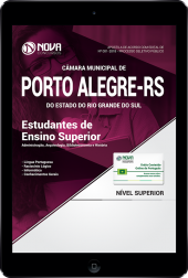 Download Apostila Câmara de Porto Alegre - RS PDF - Estudantes de Nível Superior