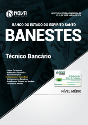 Apostila BANESTES - Técnico Bancário