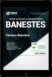 Download Apostila BANESTES PDF - Técnico Bancário