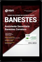 Download Apostila BANESTES PDF - Assistente Securitário - Banestes Corretora