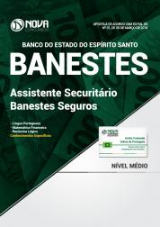 Apostila BANESTES - Assistente Securitário - Banestes Seguros