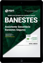 Download Apostila BANESTES PDF - Assistente Securitário - Banestes Seguros