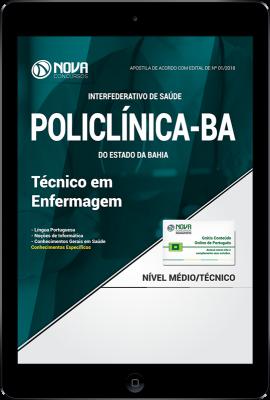 Download Apostila POLICLÍNICA-BA PDF - Técnico em Enfermagem