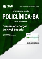 Apostila POLICLÍNICA-BA - Comum aos Cargos de Nível Superior