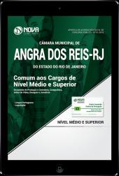 Download Apostila Câmara de Angra dos Reis - RJ PDF - Comum aos Cargos de Nível Médio e Superior