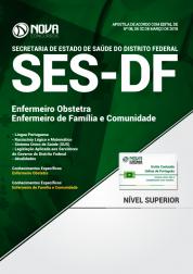 Apostila SES-DF - Enfermeiro Obstetra, Enfermeiro de Família e Comunidade