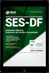 Download Apostila SES-DF - Enfermeiro Obstetra, Enfermeiro de Família e Comunidade (PDF)