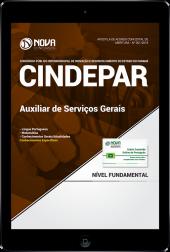 Download Apostila CINDEPAR - Auxiliar de Serviços Gerais (PDF)