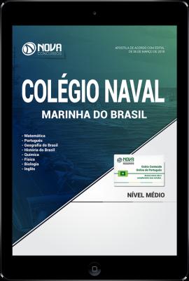 Download Apostila MARINHA - Colégio Naval (PDF)